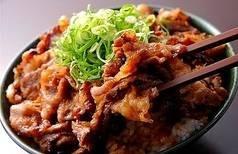 黒牛丼(水曜日限定)